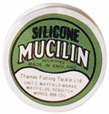 Mucilin Silicone (Green Container)
